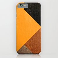 iPhone Cases featuring The Yellow Pig by Fernando Vieira