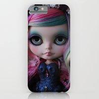 Sweet Death Shinigami (Ooak BLYTHE Doll) iPhone 6 Slim Case