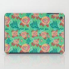 Pink Roses iPad Case