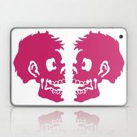 Zombie Head Laptop & iPad Skin