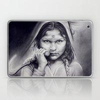 Little Old Death Laptop & iPad Skin