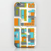iPhone & iPod Case featuring Ground #05 by Philippe Nicolas