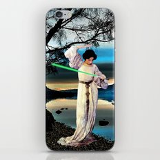 Another Skywalker - Princess Leia, Starwars iPhone & iPod Skin