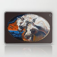 The Pharoah's Horses Laptop & iPad Skin