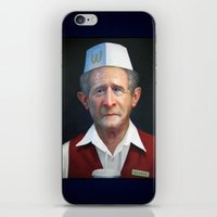Freedom Fries iPhone & iPod Skin