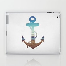 Anchored Laptop & iPad Skin