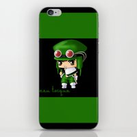 Chibi Zazu iPhone & iPod Skin