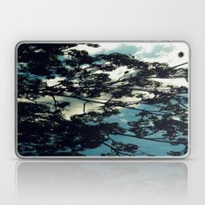Against a Billow Cloud Laptop & iPad Skin