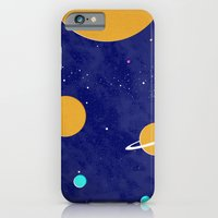 iPhone & iPod Case featuring Solar System by Quinn Shipton