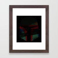 Star Explorer  Framed Art Print