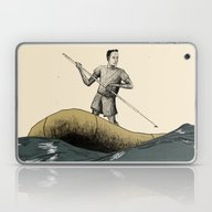 Liferaft Laptop & iPad Skin