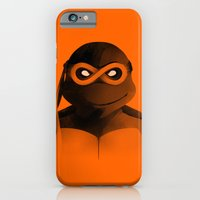 iPhone & iPod Case featuring Michelangelo Forever by Ian Wilding