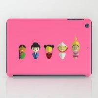 Asian Dolls iPad Case