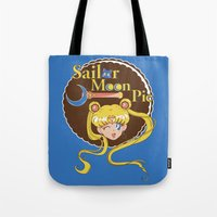 Moon Pie Tote Bag