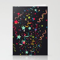 Wishes As Confetti / New… Stationery Cards
