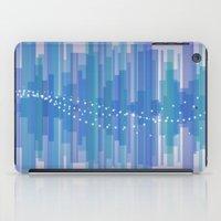 Blasting Waves iPad Case