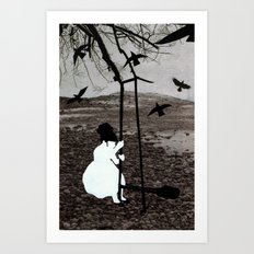 The Lost Playground Art Print