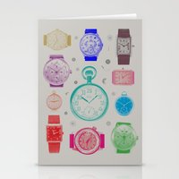 Colour version Stationery Cards