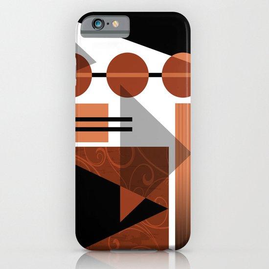 AZTEC DESERT | brown iPhone & iPod Case