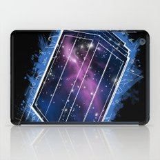 Time, Space, and Graffiti  iPad Case