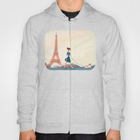 An Afternoon Stroll In P… Hoody