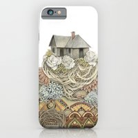 iPhone & iPod Case featuring Sweet Home I // Forest Illustration by Jess Polanshek