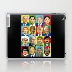 select your politic Laptop & iPad Skin
