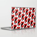 Le Chat Noir with Chocolate Candy Gift Laptop & iPad Skin