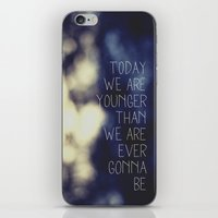Reminder II iPhone & iPod Skin