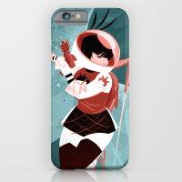 Kickass Annie iPhone 6 Slim Case