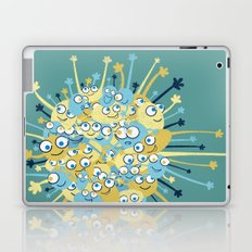 Bubbly Creatures Print Laptop & iPad Skin