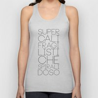 Superwhat? Unisex Tank Top
