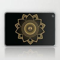 Peace Lotus Laptop & iPad Skin