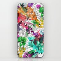 Flowers.. iPhone & iPod Skin