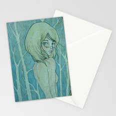 ...come with me... Stationery Cards