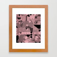 Lost Frequencies. Framed Art Print