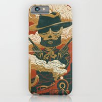 iPhone & iPod Case featuring Train to Yuma by Victor Beuren