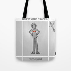 A Helpful Guide Tote Bag