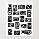 Yashica bundle  Canvas Print