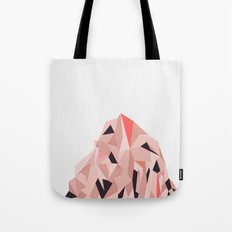 Mount Pios Right Tote Bag