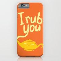 I rub you iPhone 6 Slim Case