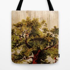 The Tree-man Tote Bag