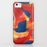 iPhone Cases featuring Canteloupe by Franklin Street Studio