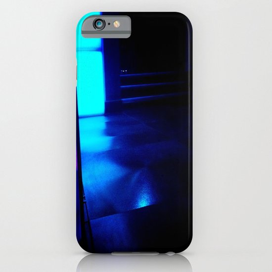Blue Ship iPhone & iPod Case
