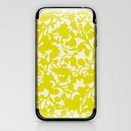 Earth Lime  iPhone & iPod Skin