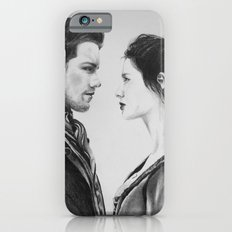 Jamie and Claire ~ Outlander iPhone 6 Slim Case