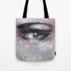 Quiet-Colored End of Evening Tote Bag
