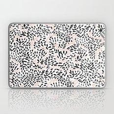 Helena - Black White Ros… Laptop & iPad Skin