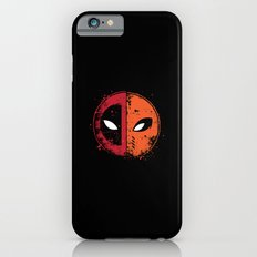The Wilson's Mask Slim Case iPhone 6s