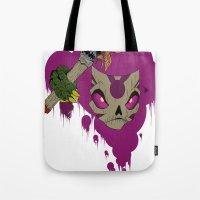 #^$&ing Voodoo Magic Tote Bag